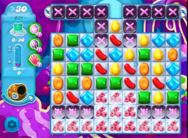 candy crush soda level 621