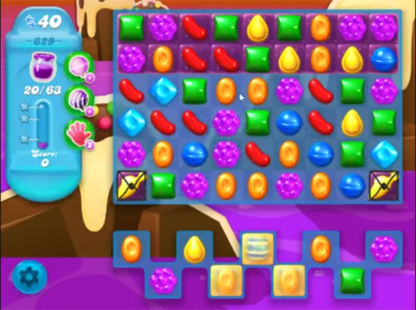 candy crush soda level 629