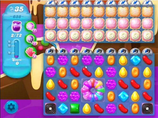 candy crush soda level 638