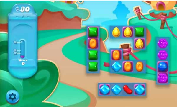 candy crush jelly level 1