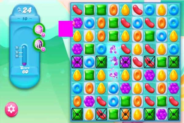 candy crush jelly level 10