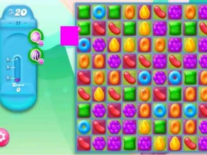 candy crush jelly level 11