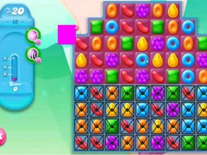candy crush jelly level 16