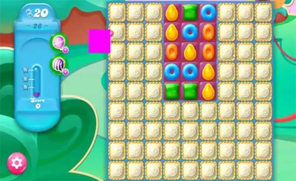 candy crush jelly level 26