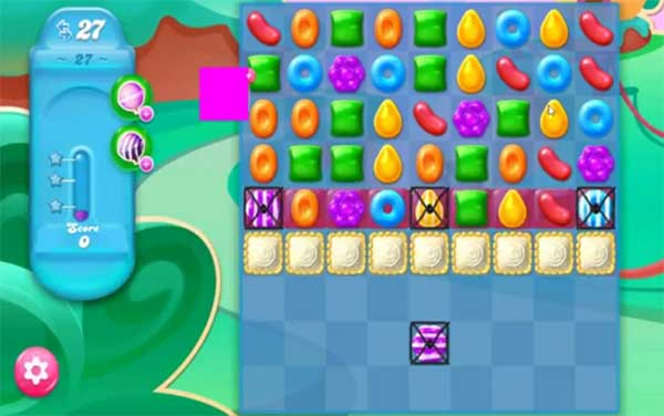 candy crush jelly level 27