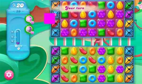 candy crush jelly level 29