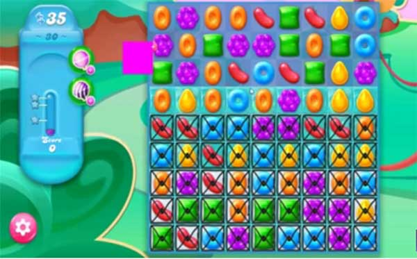 candy crush jelly level 30