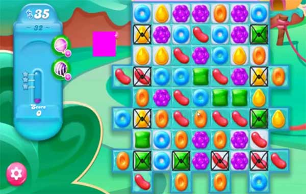 candy crush jelly level 32