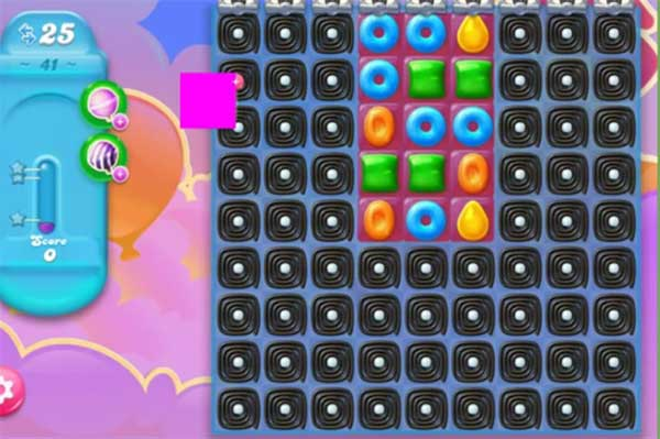 candy crush jelly level 41
