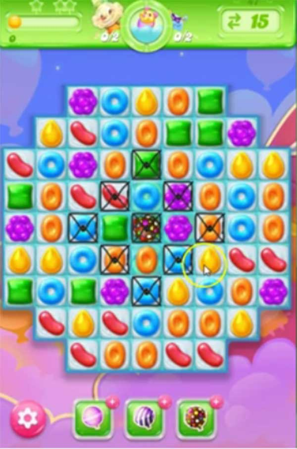 candy crush jelly level 47