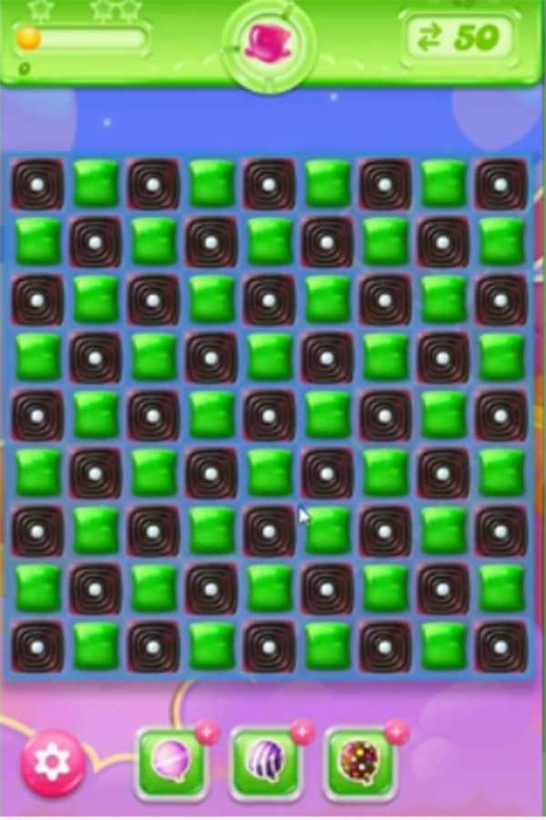 candy crush jelly level 49