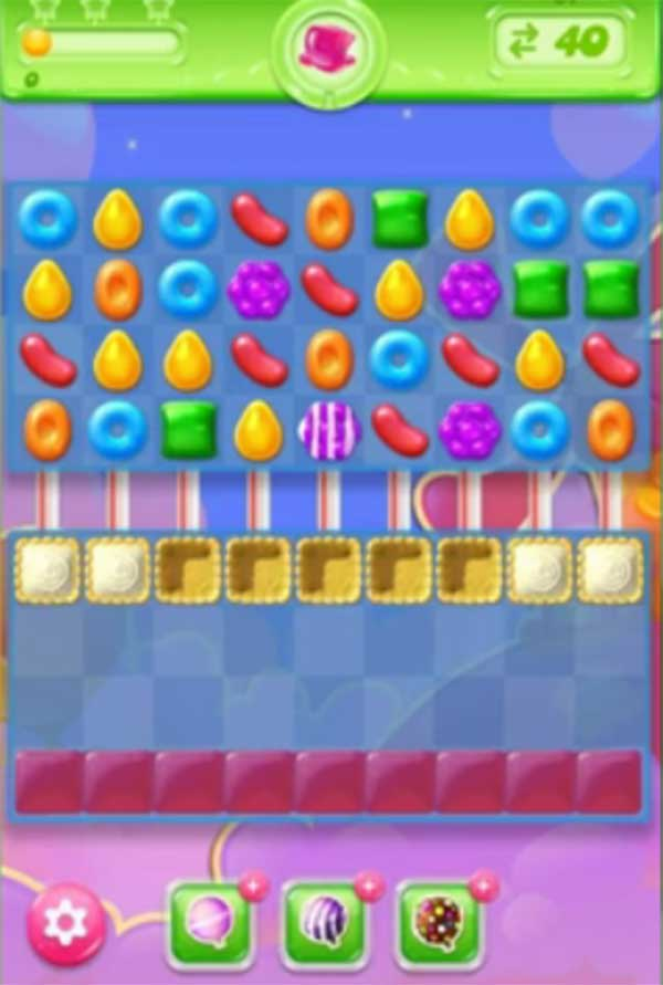 candy crush jelly level 51