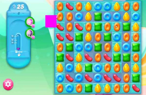 candy crush jelly level 6