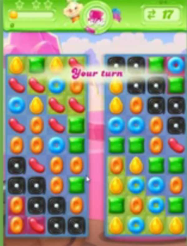candy crush jelly level 64