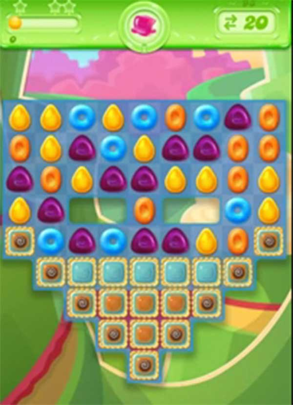 candy crush jelly level 93