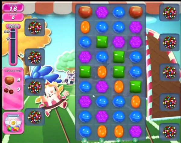 candy crush level 1431