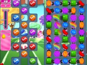 candy crush level 1437
