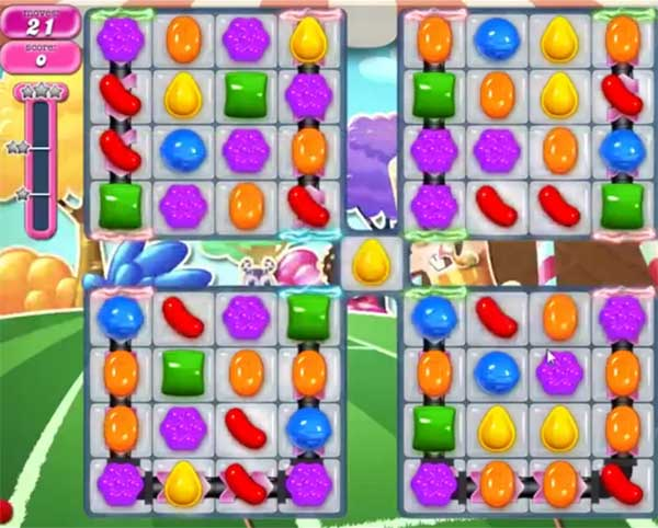 candy crush level 1440