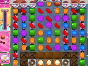 candy crush level 1443