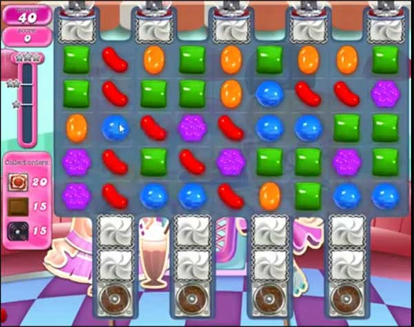 candy crush level 1447