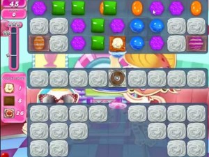 candy crush level 1454