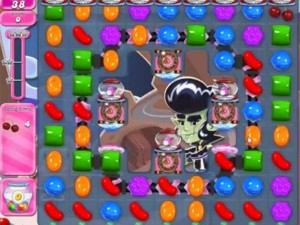 candy crush level 1468