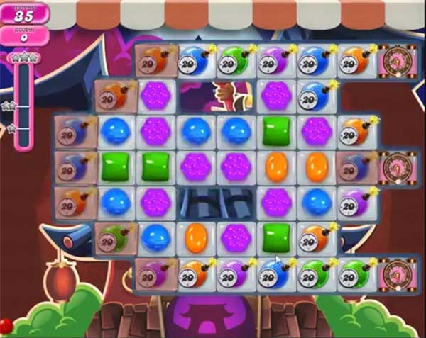 candy crush level 1485