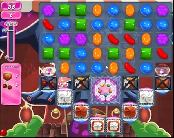 candy crush level 1487