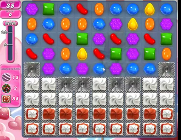 candy crush level 1491