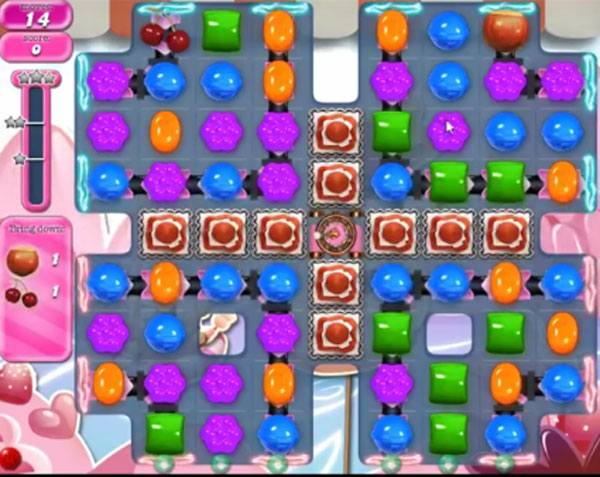 candy crush level 1494