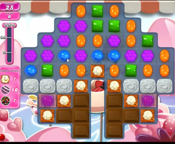 candy crush level 1499