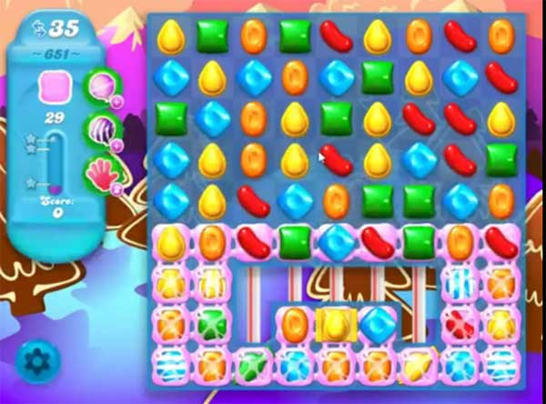 candy crush soda level 651