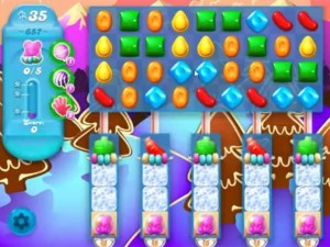candy crush soda level 657