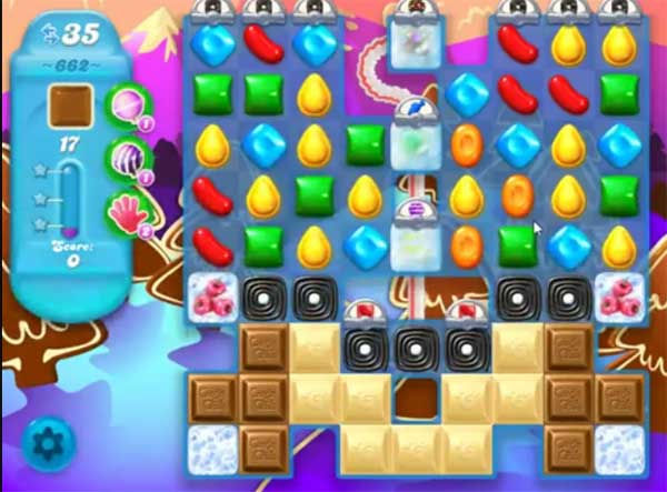 candy crush soda level 662