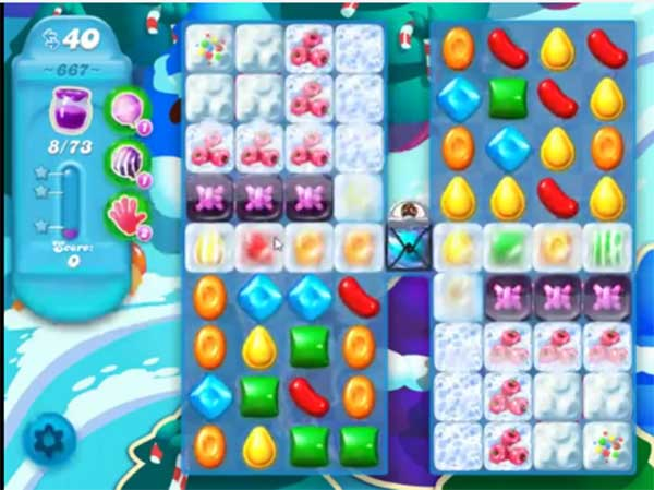 candy crush soda level 667