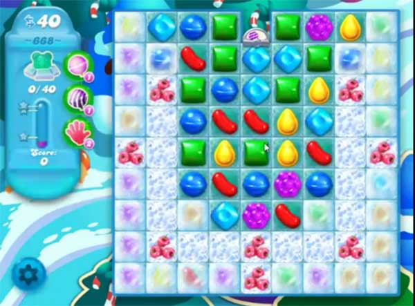 candy crush soda level 668