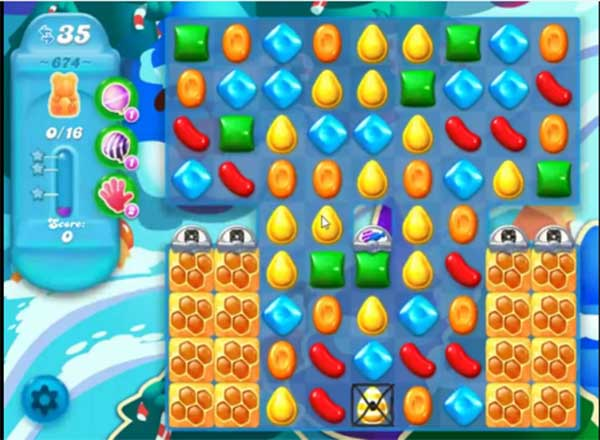 candy crush soda level 674