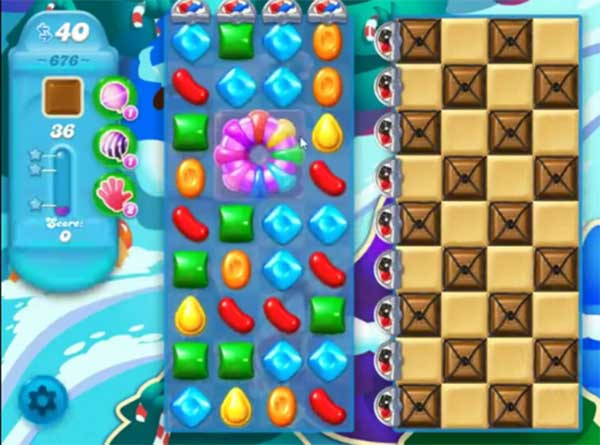 candy crush soda level 676