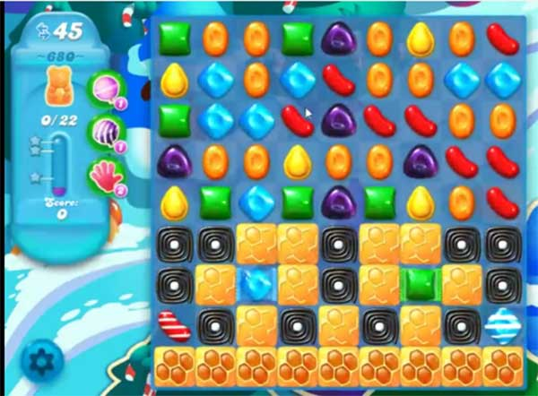 candy crush soda level 680