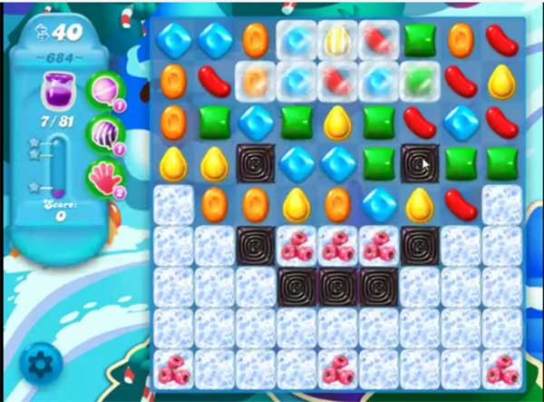 candy crush soda level 684