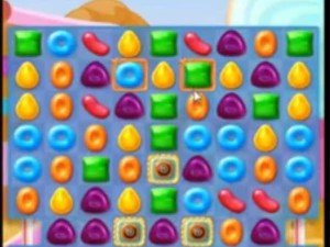 candy crush jelly level 131