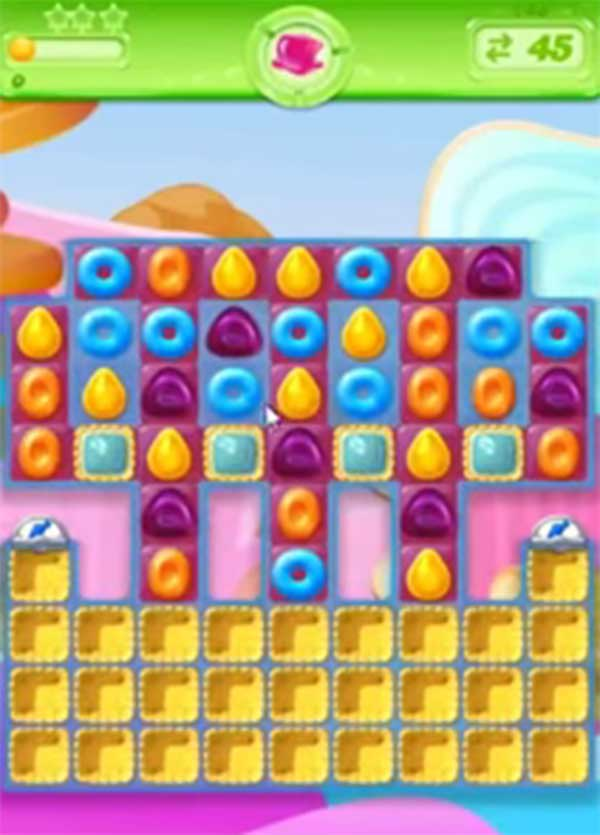 candy crush jelly level 149