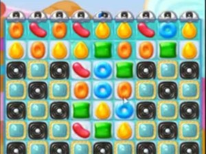 candy crush jelly level 156
