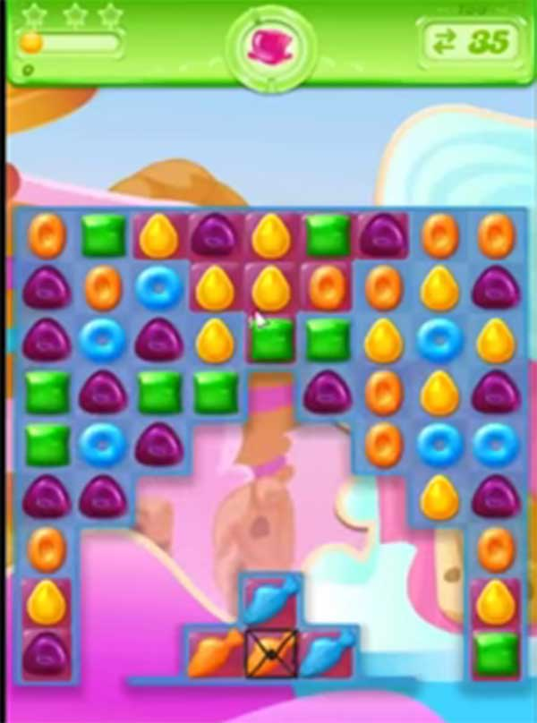 candy crush jelly level 159