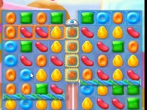 candy crush jelly level 160
