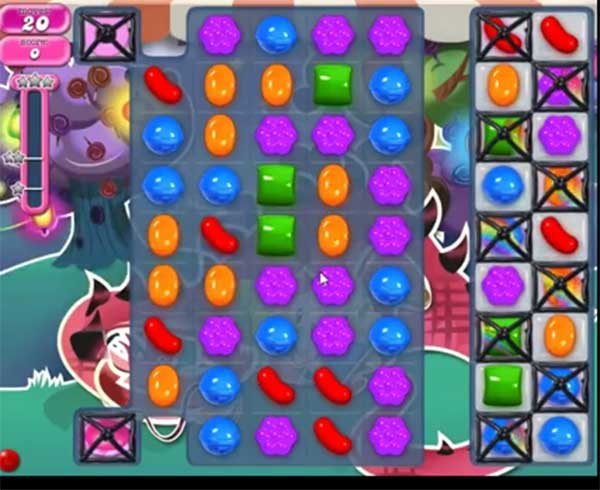 candy crush level 1511