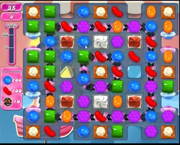 candy crush level 1540