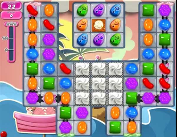 candy crush level 1548