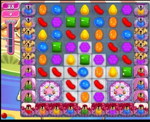 candy crush level 1551