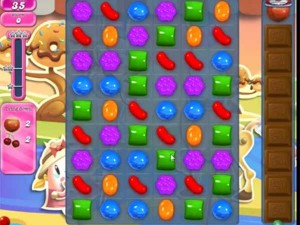 candy crush level 1557